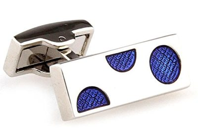 Mens-Luxury-Silver-with-Blue-Pattern-Rectangle-Cufflinks-with-Alfred-Co-Jewellery-Box-B00NJPHVXM