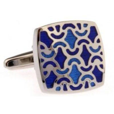 Mens-Silver-Blue-Charm-Cufflinks-with-Alfred-Co-Cufflink-Box-B00ATCAPBI