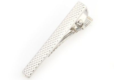 Mens-Silver-Diamond-Patterned-Tie-Clip-with-Alfred-Co-Jewellery-Box-B00BTLB7FG