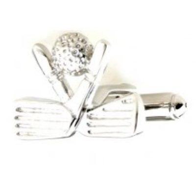 Golfing Cufflinks