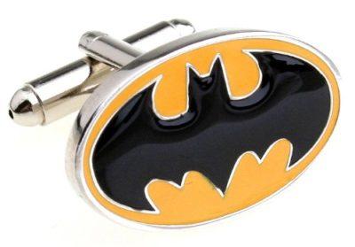Mens-Yellow-Black-Batman-Novelty-Cufflinks-with-Alfred-Co-Cufflink-Box-B00BZC3Z8Q
