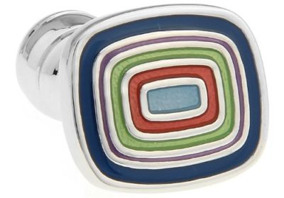 Colourful Cufflinks