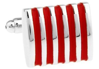 Red-Cufflinks-with-Alfred-Co-Cufflinks-Box-B016S4Y8H2