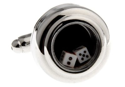 Silver-Cufflinks-and-Dice-with-Alfred-Co-Cufflinks-Box-B00TBID1WG