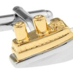 Silver-Golden-Sailing-Ship-Cufflinks-with-Alfred-Co-Cufflinks-Box-B00ON6AAXE