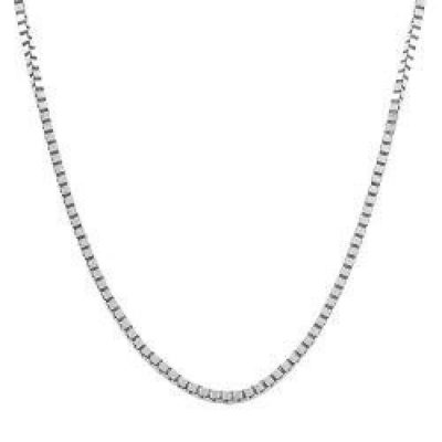 Sterling-Silver-Necklace-18-inches-with-Alfred-Co-Jewellery-Box-B0120YHKLK