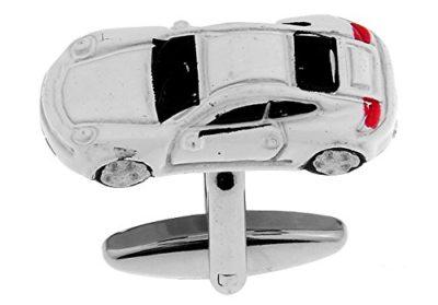 White-Super-Car-Cufflinks-with-Alfred-Co-Cufflinks-Box-B00TBICTCO